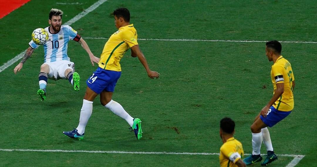 Αργεντινή-Βραζιλία στους ημιτελικούς του Copa America